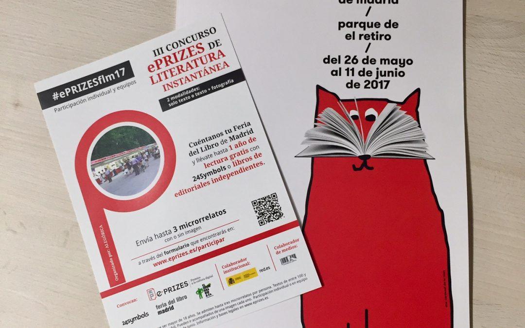 III Concurso ePRIZES de Literatura Instantánea – #ePRIZESflm17