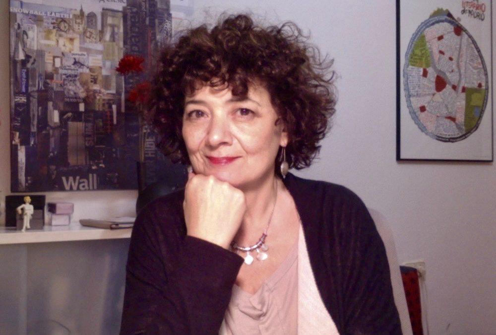 """Norma Dragoevich: """"la literatura instantánea que fomenta ePRIZES viene de los surrealistas franceses"""""""