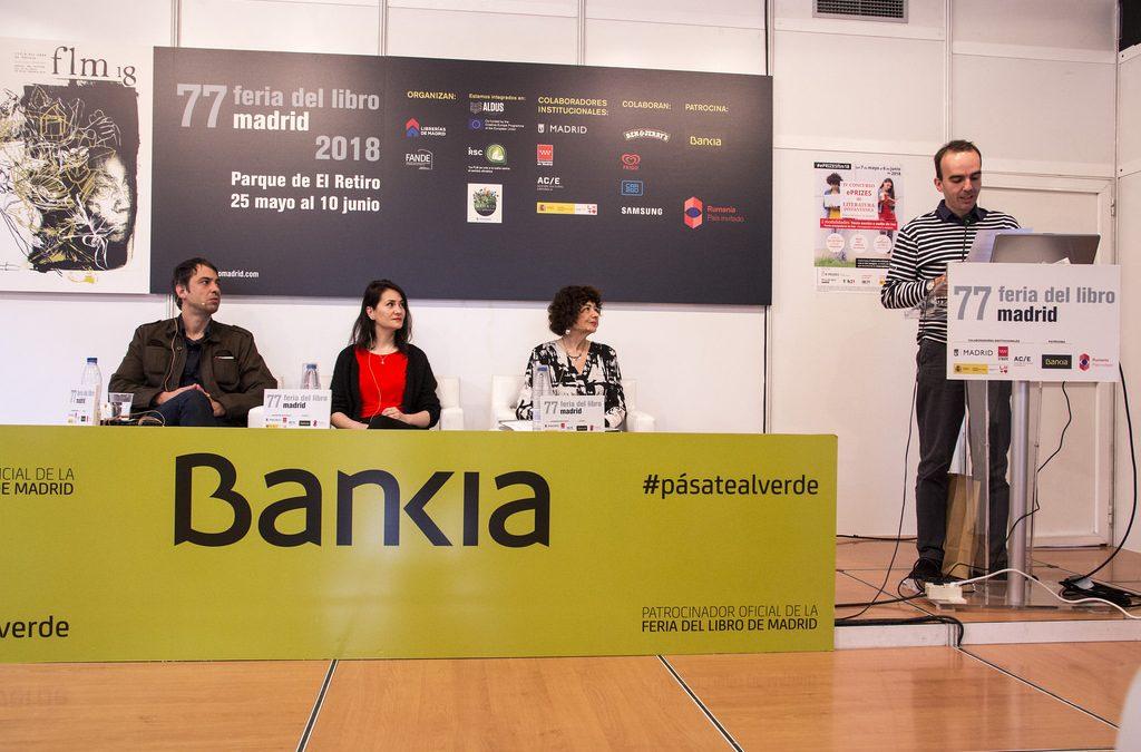 Entregados los premios del IV Concurso ePRIZES de Literatura Instantánea