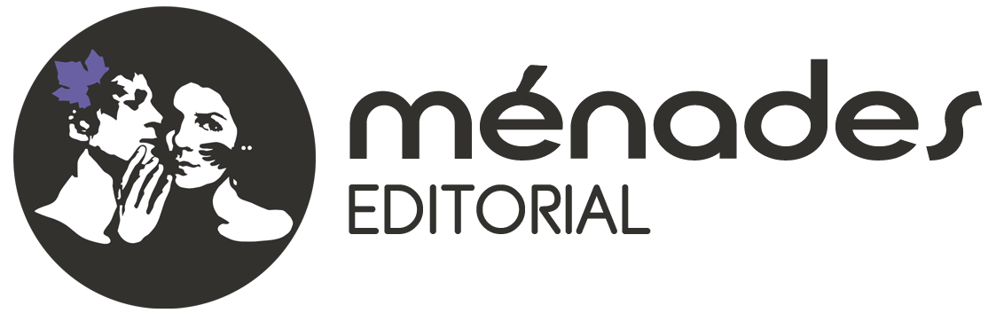 Logo Editorial Ménades