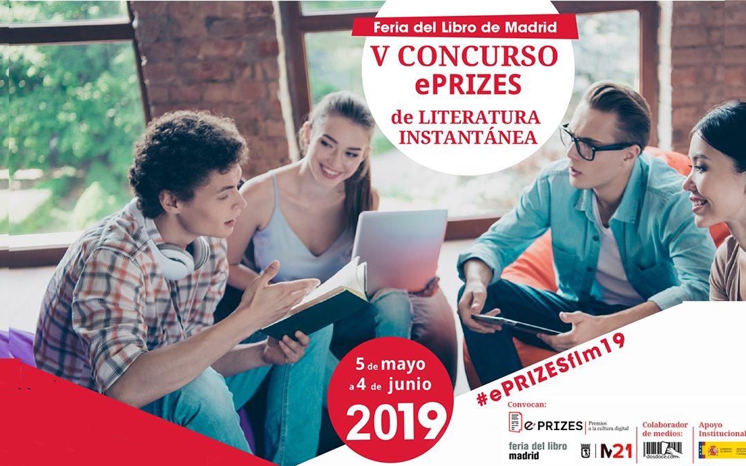 Agenda: Entrega de Premios del V Concurso ePRIZESflm19