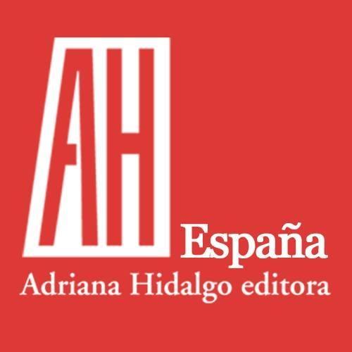 Logo editorial Adriana Hidalgo